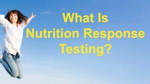 nutritionresponse