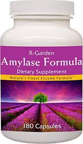 amylse formula